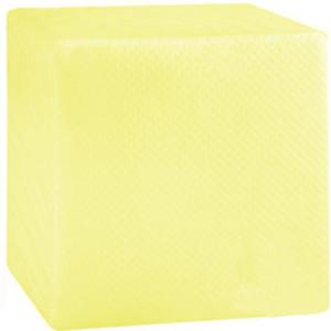 бумажные салфетки из вторсырья целлюлозы LASLA HoReCa Econom желтые